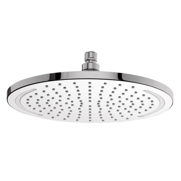 Range R Led ХромВерхние души<br>Верхний душ Nikles Range R Led. Диаметр 300 мм, функци led подсветки работаща  от циркулции воды, технологи Easy to Clean.<br>
