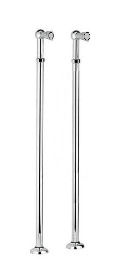 19640 BR (Бронза)Комплектующие<br>Напольные колонны Bugnatese 19640. Цвет бронза.<br>