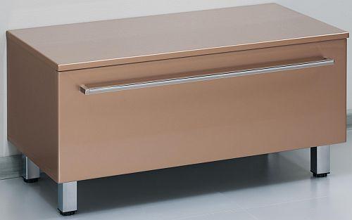 Severita S12 Покрытие шпонМебель для ванной<br>Valente Severita S12 тумба низкая<br>