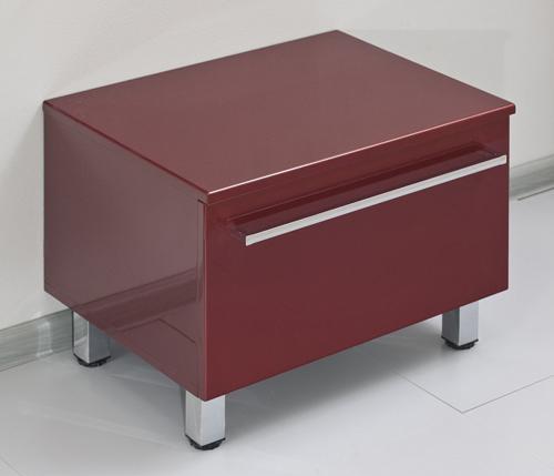 Severita S11 Покрытие глянецМебель для ванной<br>Valente Severita S11 тумба низкая<br>