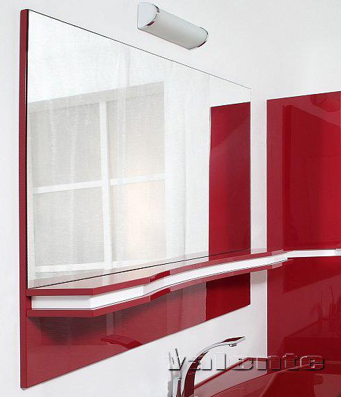 Tagliare T5 11 Покрытие металликМебель для ванной<br>Valente Tagliare T5 11 зеркало настенное<br>