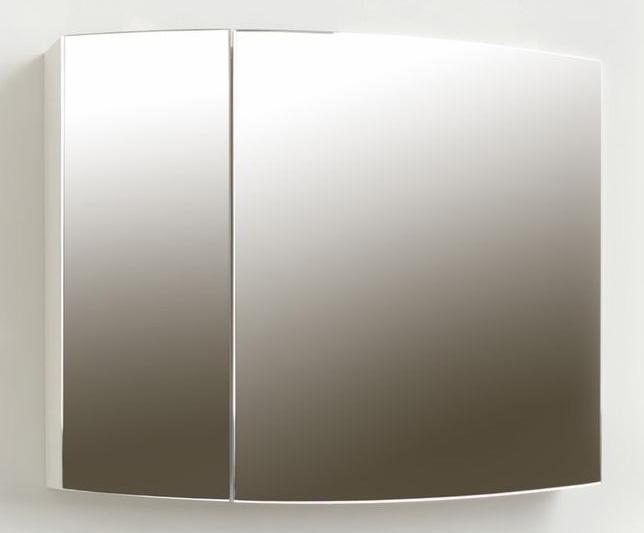 Inizio In 500 12  Покрытие шпонМебель для ванной<br>Valente Inizio In 500 12 Г шкаф зеркальный.<br>