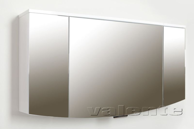 Ispirato isp 700 12 Покрытие металликМебель для ванной<br>Valente Ispirato isp 700 12 зеркальный шкаф (центральная часть).<br>