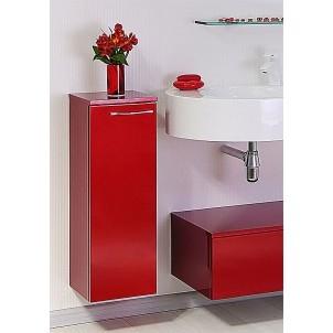 Lacrima Lac 250.96-01 Покрытие глянецМебель для ванной<br>Valente Lac 250.96-01 тумба навесная левая 252*252*710 мм.<br>