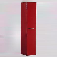 Lacrima Lac 250.60 Покрытие глянецМебель для ванной<br>Valente Lac 250.60, пенал подвесной правый 250*250*1200 мм.<br>