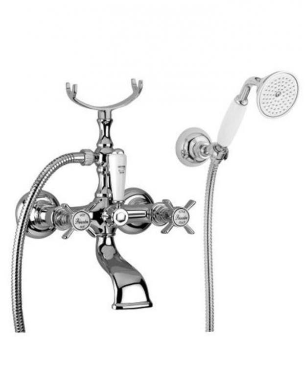 Смеситель для ванны Bugnatese Princeton 802 DO (Золото) смеситель для ванны bugnatese princeton 800 do золото