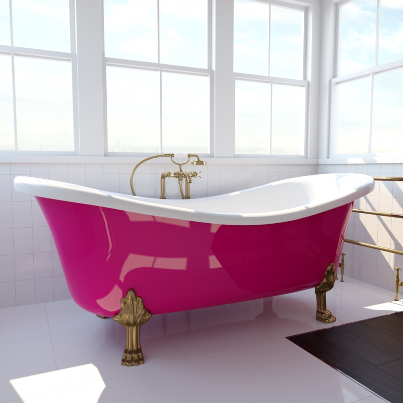 Фото - Ванна Фэма Стиль Габриэлла 2 опоры золото ванна фэма стиль феррара опоры золото