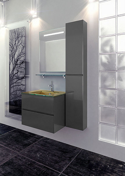 Ливорно-65 Цвет РАЛМебель для ванной<br>Тумба под раковину подвесная Фэма Стиль Ливорно 65. Два коврика против скольжения и крепеж к стене в комплекте.<br>