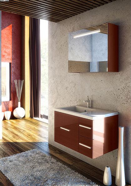Беллария 75 Цвет РАЛМебель для ванной<br>Тумба под раковину подвесная Фэма Стиль Беллария 75. Крепеж к стене, 3 ручки и 3 коврика против скольжения в комплекте.<br>