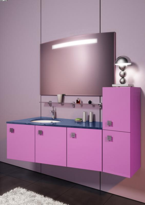 Сорренто 120 Цвет МеталликМебель для ванной<br>Тумба под раковину подвесная Фэма Стиль Сорренто 120, в комплект входят: ручка - 3 шт, полка ДСП вкладная - 2шт., полкодержатели - 8 шт., крепеж к стене, так же Вы можете приобрести - раковину, зеркало, пенал.<br>