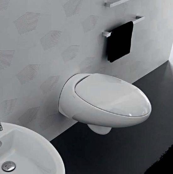 Tao TAW 10 БелыйУнитазы<br>Hidra Ceramica Tao TAW 10. Подвесной унитаз белого цвета. Комплект креплений включен в стоимость, сиденье приобретается отдельно.<br>