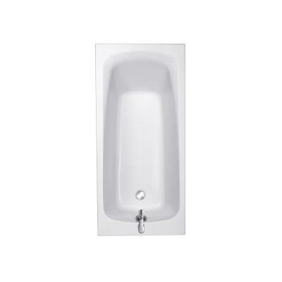 Patio E6811 160x70Ванны<br>Ванна Jacob Delafon Patio E6811. Размер (ДxШ) 1600x700 мм. Цвет белый.<br>