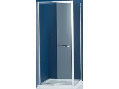 Torsion E88N90L-GA  ХромДушевые ограждения<br>Душевое ограждение Jacob Delafon Torsion E88N90L-GA. Описание: складывающаяся дверь (раздвижная и задвижная дверь), сокращенный ход двери при большом проеме, заводская предустановка комплектующих, хромированный профиль, регулировка при помощи шестигранного ключа, стекло 8 мм.<br>