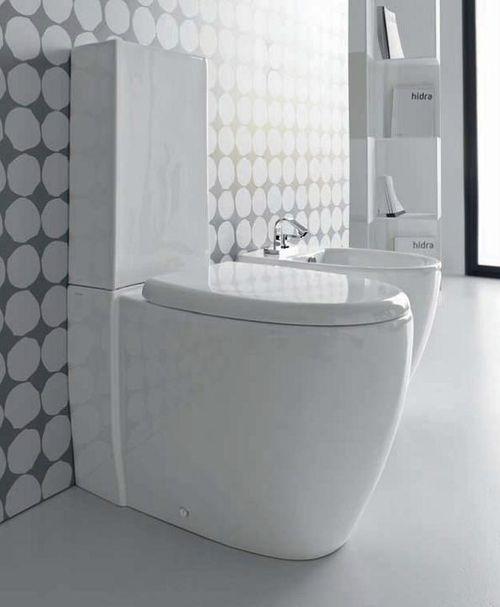 Loft LO 12 БелыйУнитазы<br>Hidra Ceramica Loft LO 12. Напольный унитаз белого цвета. Комплект креплений включен в стоимость, бачок и сиденье приобретаются отдельно.<br>