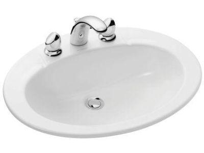 Ovale E1273 БелыйРаковины<br>Раковина Jacob Delafon Ovale E1273: заглушка для переливного отверстия скрыта, что делает дизайн ещё более совершенным. Элегантная и очень просторная для своей категории раковина.<br>