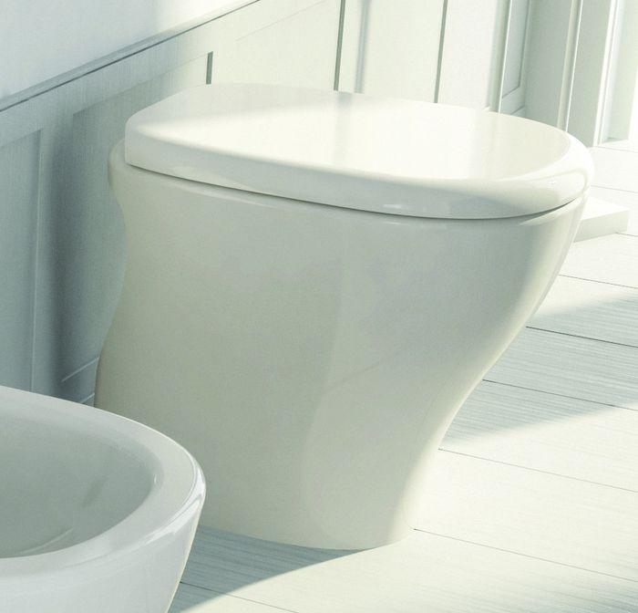 My M 10 БелыйУнитазы<br>Hidra Ceramica My M 10. Унитаз напольный приставной, цвет: белый.<br>