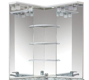 Ринконера Европа 100697 БелыйМебель для ванной<br>Зеркало Aquanet  Ринконера Европа 100697.<br>