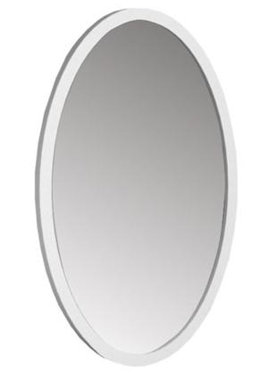 Сопрано 169607 БелыйМебель для ванной<br>Зеркало Aquanet Сопрано 169607. Цвет белый. Артикул 169607.<br>