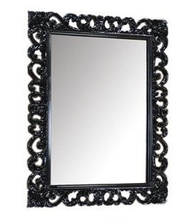 Престиж 175660 ЧёрныйМебель для ванной<br>Зеркало Aquanet Престиж 175660.<br>