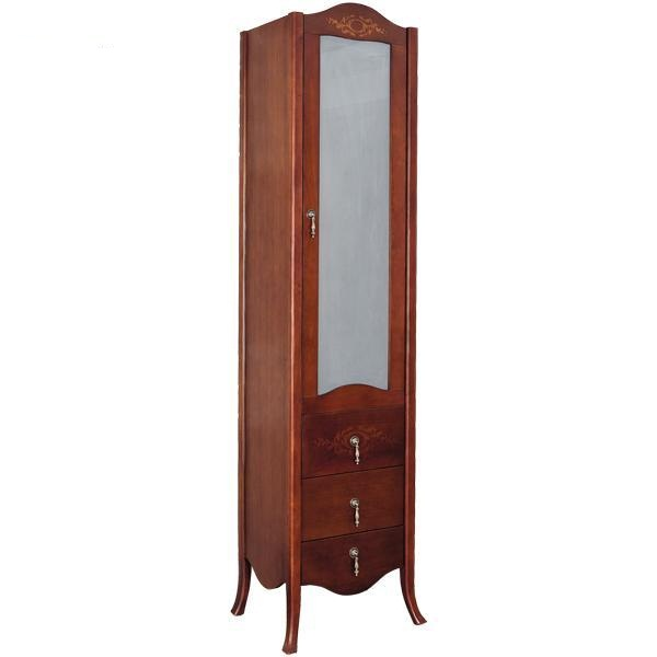 Версаль 173345 CerezoМебель для ванной<br>Пенал Aquanet Версаль 173345.<br>