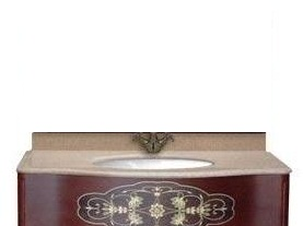 Париж 173743 Crema MarfilРаковины<br>Столешница Aquanet Париж 173743.<br>