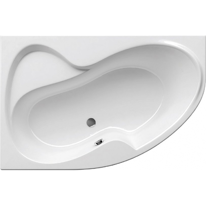 Акриловая ванна Ravak Rosa 95 150 белая 150 L