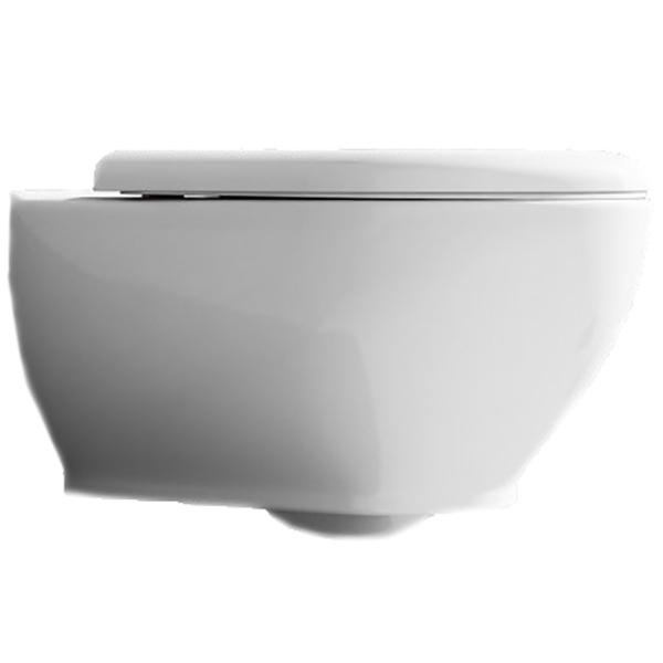 Garcia BB512B подвесной без сиденьяУнитазы<br>Унитаз BelBagno Garcia P trap BB512B подвесной в стиле минимализм выглядит эффектно и свежо, обеспечит простор и функциональность ванной комнаты.<br><br> Горизонтальный выпуск P trap.<br>Стойкость цвета на долгие годы.<br>Гладкая поверхность.<br> В комплекте поставки чаша унитаза.<br>