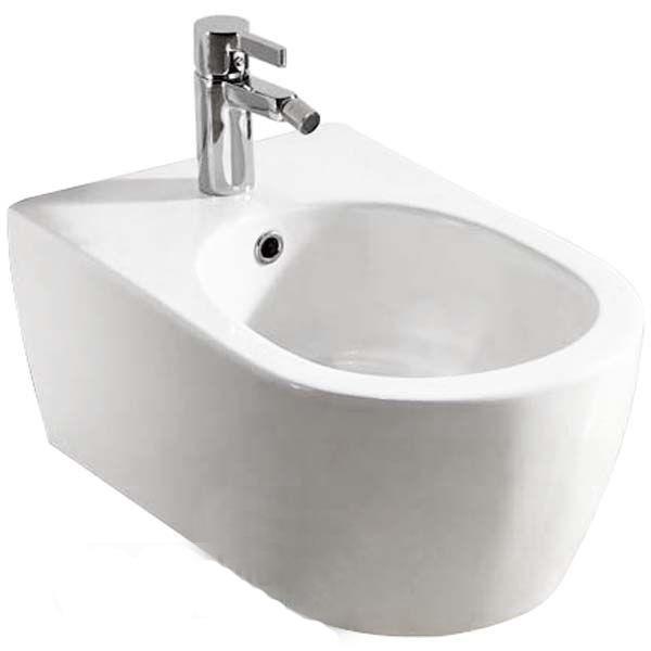 Vitale BB006BH подвесное БелоеБиде<br> Биде BelBagno Vitale BB006BH подвесноеподойдет для ванной комнаты  в стиле хай тек, отличительной чертой которой являются ровные линии, прямые углы, простые формы. <br>Стойкость цвета на долгие годы.<br>Гладкая поверхность.<br> В комплекте поставки биде подвесное.<br>