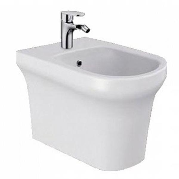 Vella BB829B БелоеБиде<br> Биде BelBagno Alpina BB10100B напольная подойдет для ванной комнаты  в современном стиле, отличительной чертой которой является комфорт, лёгкость и простота. <br>Стойкость цвета на долгие годы.<br>Гладкая поверхность.<br> В комплекте поставки биде.<br>