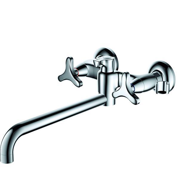 Смеситель для ванны D&K Goethe Hessen DA1383341 Хром