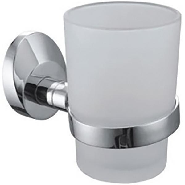 Стакан для зубных щеток Fixsen Europa FX-21806 Хром