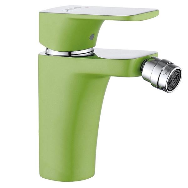 Смеситель для биде D&K Berlin Humboldt DA1432212 Хром Зеленый