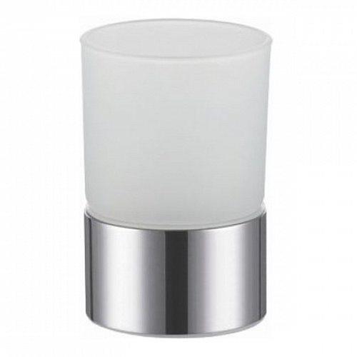 Стакан для зубных щеток Fixsen FX-126 Хром стакан для зубных щеток fixsen bogema gold fx 78506g золото белый