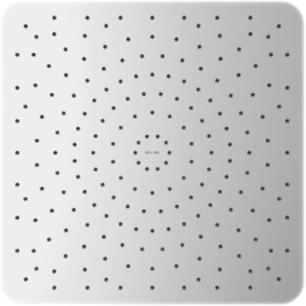 25 F05S0002 ХромВерхние души<br>Квадратный верхний душ AM PM 25 F05S0002 однорежимный, с защитой от известковых отложений.<br>Покрытие: глянцевый хром.<br>Материал корпуса: латунь.<br>Силиконовые форсунки.<br>Система против известковых отложений.<br>Ширина/длина лейки: 25 см.<br>Стандарт подключения: G 1/2.<br><br>В комплекте поставки:<br>лейка верхнего душа.<br><br>