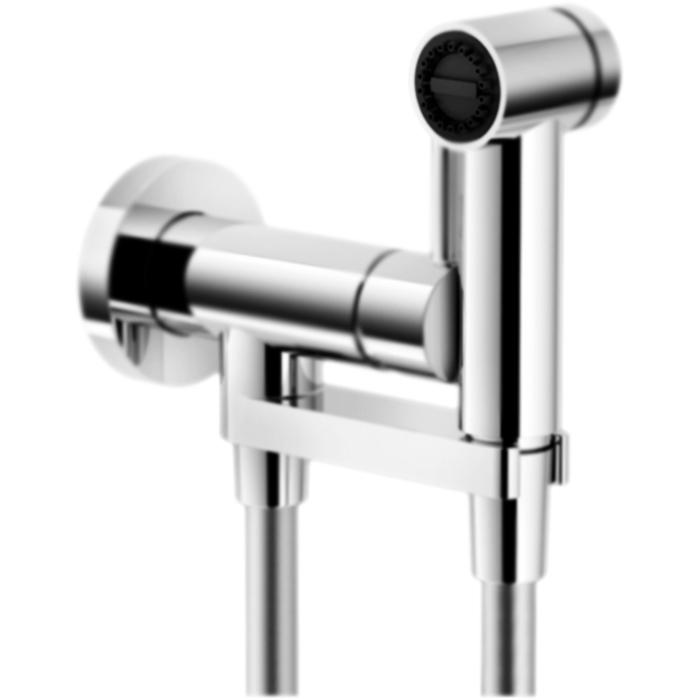 Гигиенический душ Nobili AV00600CR со смесителем Хром