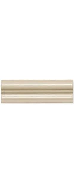Керамический бордюр Adex Modernista Moldura Italiana PB C/C Sand 5х15 см