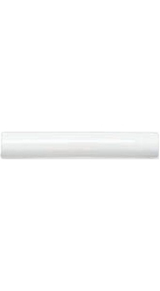 Керамический бордюр Adex Neri Barra Lisa Blanco Z 2,5х15 см
