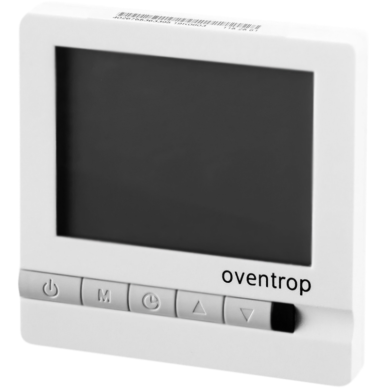 Термостат комнатный Oventrop 115 25 230V stout термостат комнатный электронный belux digital