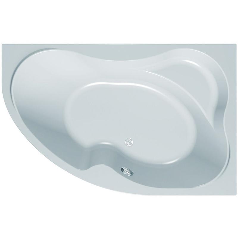 Акриловая ванна Kolpa San Lulu 170x100 L Oxygen Koller Milk