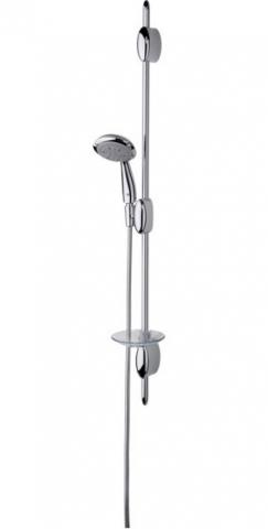 Sonata 300 ХромДушевые гарнитуры<br>Душевой гарнитур Oras Sonata 300. Двухфункциональный душ, защита от известковых отложений.<br>