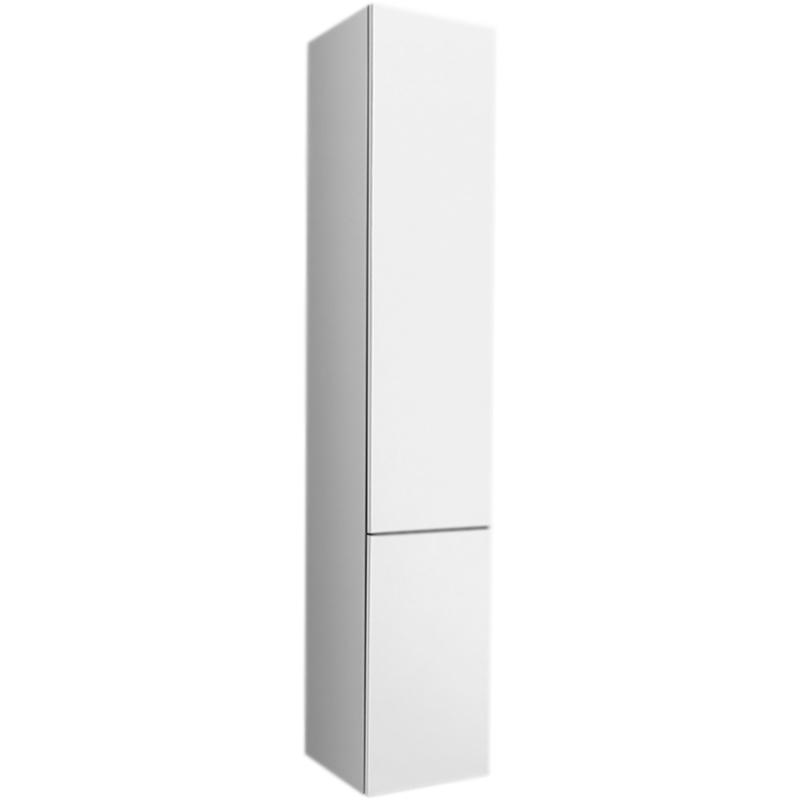 Gem 30 R подвесной БелыйМебель для ванной<br>Подвесной шкаф пенал AM PM Gem 30 R M90CHR0306WG белый, с глянцевой поверхностью, с двумя распашными дверцами (петли справа), для длительного срока службы в ванных комнатах с повышенной влажностью.<br>Дизайн от инновационной компании DanelonMeroni.<br>Безупречный баланс между функциональностью и дизайном.<br>Материал: высококачественный ДСП.<br>Покрытие: долговечные итальянские краски и эмали.<br>Специальная технология покраски в семь слоев.<br>Насыщенный цвет в течение всего срока службы.<br>Экологически чистые материалы.<br>Система Push to Open: дверь открывается нажатием на любую ее часть.<br>Система Soft-Close: петли с доводчиками для плавного закрывания.<br>Монтаж: подвесной, крепление к стене на двух навесах.<br>Отделения:<br>верхнее: распашная дверца, две полки из ДСП;<br>нижнее: распашная дверца, одна полка из ДСП.<br>В комплекте поставки:<br>пенал.<br>