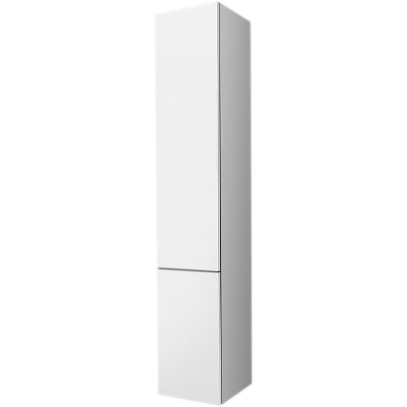 Gem 30 L подвесной ОрехМебель для ванной<br>Подвесной шкаф пенал AM PM Gem 30 L M90CHL0306NF цвета орех, с фактурной поверхностью, с двумя распашными дверцами (петли слева), для длительного срока службы в ванных комнатах с повышенной влажностью.<br>Дизайн от инновационной компании DanelonMeroni.<br>Безупречный баланс между функциональностью и дизайном.<br>Материал: высококачественный ДСП.<br>Покрытие: высококачественные итальянские краски и эмали.<br>Система Push to Open: дверь открывается нажатием.<br>Монтаж: подвесной.<br>Крепление к стене: два навеса.<br>Отделения:<br>верхнее: распашная дверца, две полки из ДСП;<br>нижнее: распашная дверца, одна полка из ДСП.<br>В комплекте поставки:<br>пенал.<br>