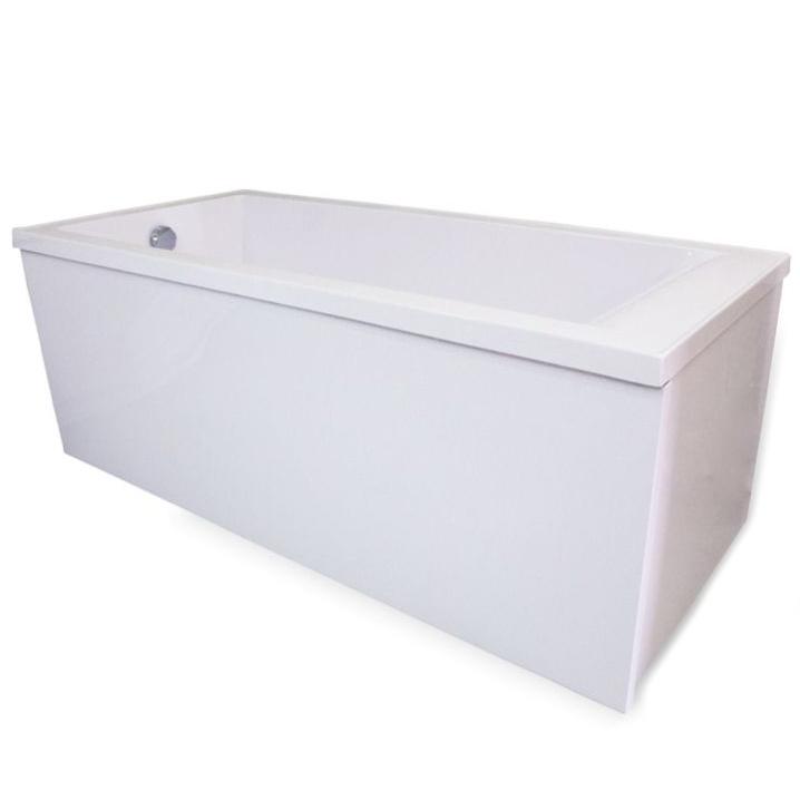 Арма 170x70 БелаяВанны<br>Ванна из литьевого мрамора Aquastone Арма 170x70 обладает превосходным эргономичным дизайном и впишется в любой интерьер ванной комнаты.<br>Литьевой мрамор изготовлен по австрийской технологии, обладает высокой прочностью и устойчив к бытовым повреждениям. Он моментально нагревается и долго остывает, сохраняя температуру воды.<br>Толщина борта: 1,5-2 см.<br>Цвет: белый.<br>Особенности:<br>Безопасный и экологичный материал, прост в уходе.<br>Благодаря высокой прочности, срок службы ванны - более 45 лет.<br>Термостойкость: ванна выдерживает температуру до 180 градусов.<br>В комплекте поставки: чаша ванны, ножки.<br>