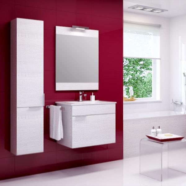 Бриг 60 подвесная БелаяМебель для ванной<br>Подвесная тумба под раковину Aqwella Бриг 60 Br.01.06/1/W белая, с одним выдвижным ящиком, для использования в ванных комнатах с повышенной влажностью.<br>Гармония, удобство и функциональность.<br>Материал: ламинированное ЛДСП европейского производства.<br>Лазерное нанесение кромки: монолитность всех деталей.<br>Экологически чистые материалы, сертификат качества: ISO 9001:2000.<br>Отделение: выдвижной ящик.<br>Монтаж: подвесной, крепление к стене.<br>В комплекте поставки:<br>тумба.<br>