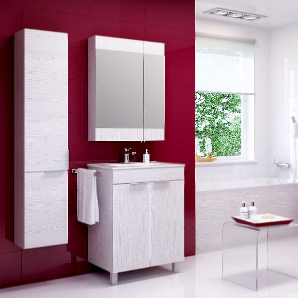 Бриг 60 2 ящика Седой дубМебель для ванной<br>Тумба под раковину Aqwella Бриг 60 Br.01.06/Gray цвета седой дуб, с двумя распашными дверцами и с двумя ножками, для использования в ванных комнатах с повышенной влажностью.<br>Гармония, удобство и функциональность.<br>Материал: ламинированная ЛДСП европейского производства.<br>Лазерное нанесение кромки: монолитность всех деталей.<br>Экологически чистые материалы, сертификат качества: ISO 9001:2000.<br>Отделение: две распашные дверцы, одна полка из ДСП.<br>Монтаж: комбинированный.<br>Крепление к стене: два навеса.<br>Дополнительные напольные опоры: две ножки.<br>В комплекте поставки:<br>тумба.<br>