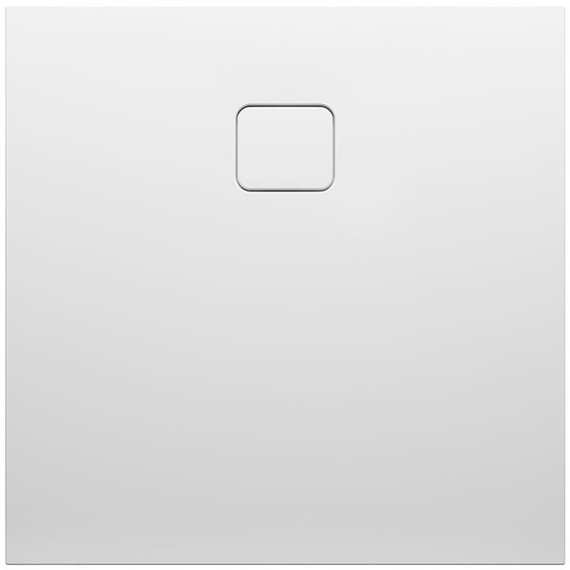 Basel 412 DC22 90x90x5 Белый без противоскользящего покрытияДушевые поддоны<br>Акриловый поддон для душа Riho Basel 412 90x90x4,5 DC220050000000S квадратный.<br>Поддон из белого санитарного акрила толщиной 5 мм.<br>Гладкая и теплая на ощупь поверхность. Ультраплоский поддон с надежной конструкцией, твердая поверхность которого дает ощущение безопасности и уверенности. Он легкий, прочный и долговечный. Функциональная область поддона не имеет боковых границ, только изящно прикрытое отверстие слива.<br>Монтаж производится как на пол, так и на регулируемые ножки для поддонов Basel. Позволяет элегантно оборудовать душевую нишу или уголок, идеально подходит для  безбарьерной планировки ванной комнаты.<br>Объем поставки:<br>- душевой поддон<br>- декоративная накладка выполненная в цвете поддона<br>Сертифицированный продукт, стандарт EN 14527:2006+A1:2010<br>