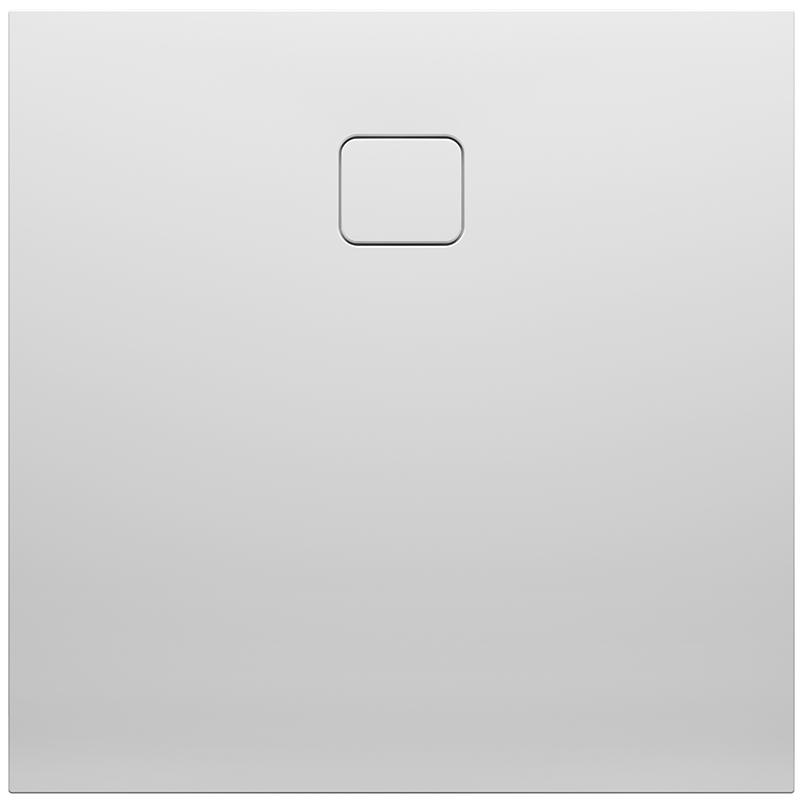 Basel 430 DC34 100x100x5 Белый без противоскользящего покрытияДушевые поддоны<br>Акриловый поддон для душа Riho Basel 430 100x100x4,5 DC340050000000S квадратный.<br>Поддон из белого санитарного акрила толщиной 5 мм.<br>Гладкая и теплая на ощупь поверхность. Ультраплоский поддон с надежной конструкцией, твердая поверхность которого дает ощущение безопасности и уверенности. Он легкий, прочный и долговечный. Функциональная область поддона не имеет боковых границ, только изящно прикрытое отверстие слива.<br>Монтаж производится как на пол, так и на регулируемые ножки для поддонов Basel. Позволяет элегантно оборудовать душевую нишу или уголок, идеально подходит для  безбарьерной планировки ванной комнаты.<br>Объем поставки:<br>- душевой поддон<br>- декоративная накладка выполненная в цвете поддона<br>Сертифицированный продукт, стандарт EN 14527:2006+A1:2010<br>