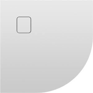 Basel 451 DC98 100x100x5 Белый без противоскользящего покрытияДушевые поддоны<br>Акриловый поддон для душа Riho Basel 451 90x90x4,5 DC980050000000S радиальный.<br>Поддон из белого санитарного акрила толщиной 5 мм.<br>Гладкая и теплая на ощупь поверхность. Ультраплоский поддон с надежной конструкцией, твердая поверхность которого дает ощущение безопасности и уверенности. Он легкий, прочный и долговечный. Функциональная область поддона не имеет боковых границ, только изящно прикрытое отверстие слива.<br>Монтаж производится как на пол, так и на регулируемые ножки для поддонов Basel. Позволяет элегантно оборудовать душевую нишу или уголок, идеально подходит для  безбарьерной планировки ванной комнаты.<br>Объем поставки:<br>- душевой поддон<br>- декоративная накладка выполненная в цвете поддона<br>Сертифицированный продукт, стандарт EN 14527:2006+A1:2010<br>
