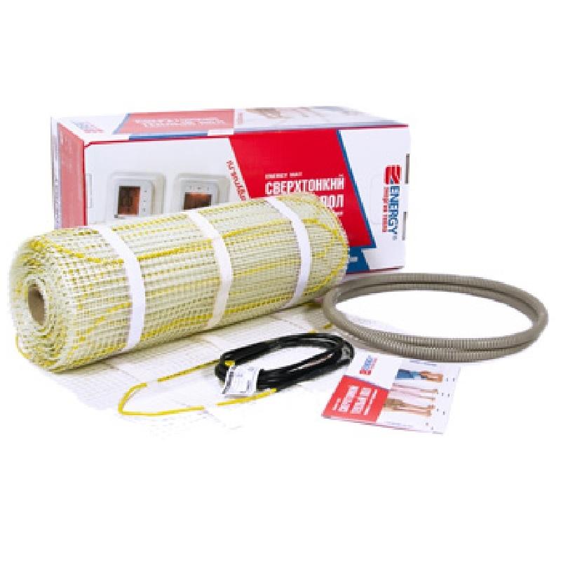 Купить Нагревательный мат, Mat 0, 8-130 без терморегулятора, Energy, Великобритания