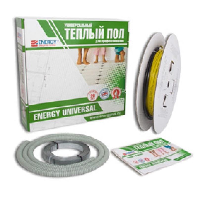 Купить Нагревательный кабель, Universal 320 без терморегулятора, Energy, Великобритания